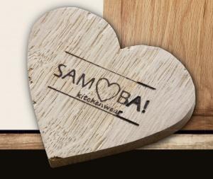 Samba Plankgerechten